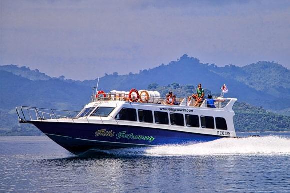 Carte Bali Serangan.Gili Getaway Daily Fast Boat Transfers From Serangan Bali To The