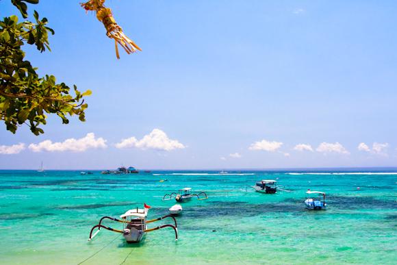 Fast Boat to Nusa Lembongan