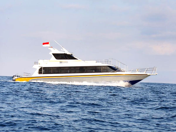 Sanur to Nusa Penida with Crown Fast Cruise