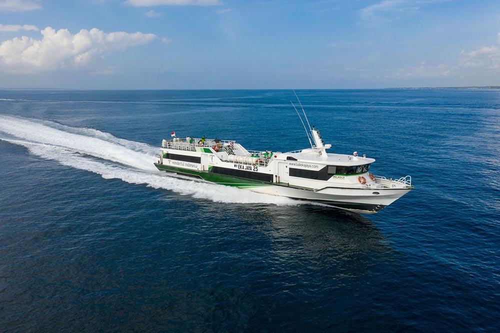 Bali to Gili Fast Boat