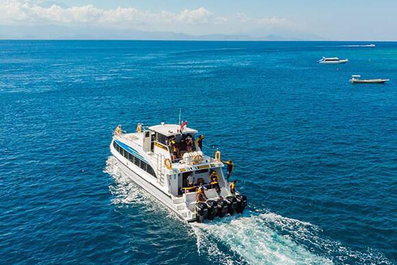 Sanur to Nusa Penida Fast Boat