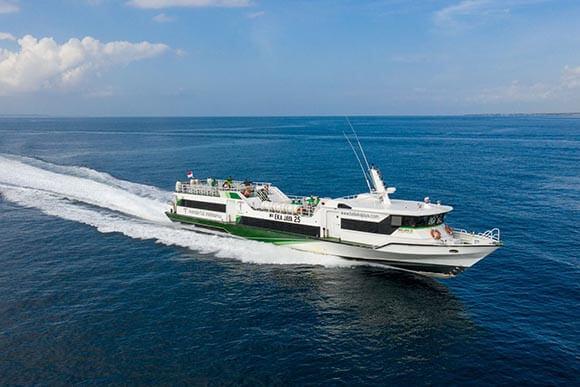 Fast Boat to Gili Trawangan